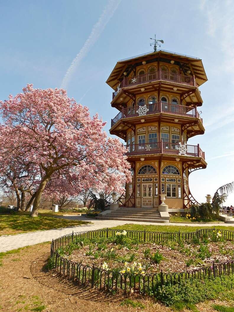 Patterson Park Baltimore