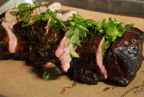 Hometown Bar-B-Que Red Hook Rack of Ribs