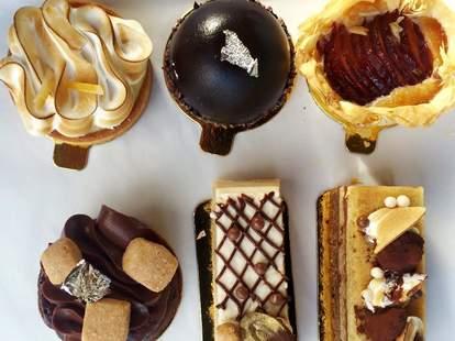 Le Marais Bakery, pasteries
