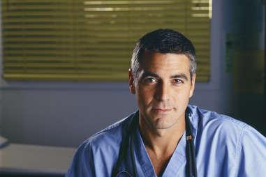 George Clooney on ER