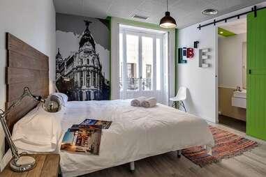 U Hostel madrid best hostels in europe
