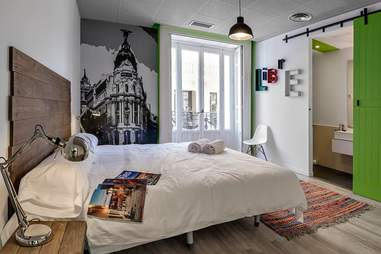 U Hostel madrid best hostels in europe