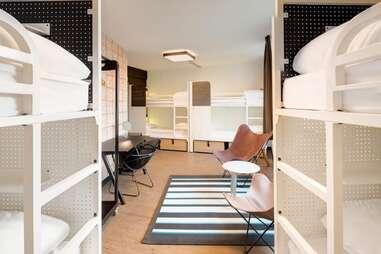 generator hostel paris interior best hostels in europe