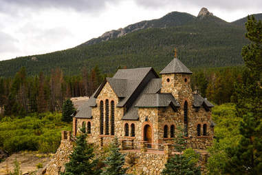 Chapel on the Rock, Allenspark, Colorado