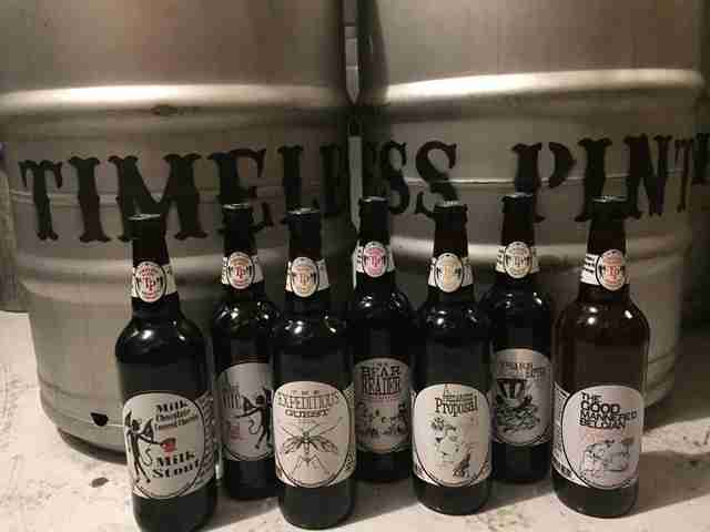 Timeless Pints Brewing Company