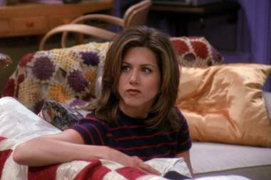 Rachel played by Jennifer Aniston on Friends