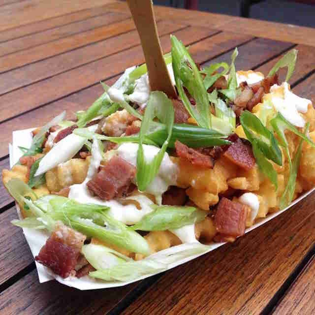 shake shack irish fries st. patrick's day