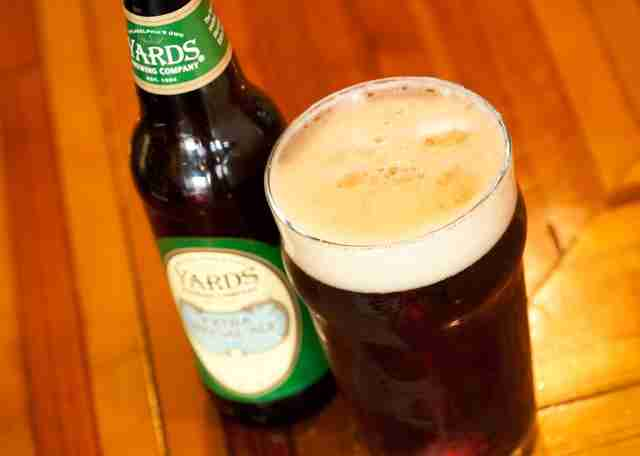 yards brewing co brewery irish beer st. patrick's day