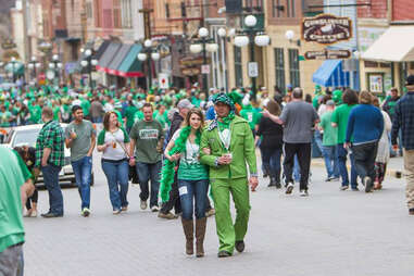 Deadwood, SD St. Patrick's Day