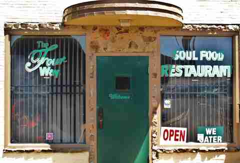 the four way soul restaurant memphis