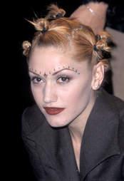 Gwen Stefani 90s hair