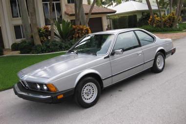 BMW 633 CSi For Sale
