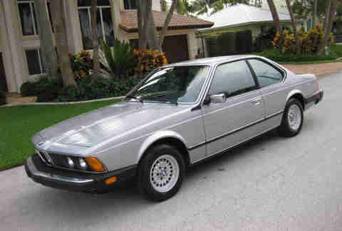 BMW 633 CSi For Sale