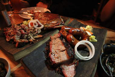 Barrel and Ashes bbq in Los Angeles