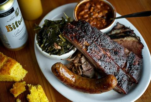 Podnah's Pit Barbecue, barbecue