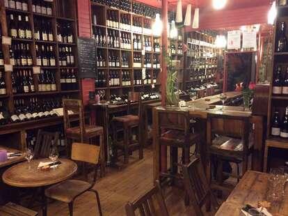 Le 11ème Domaine, paris wine bars