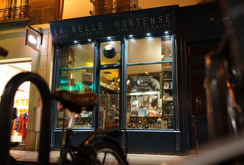 La Belle Hortense, paris wine bars