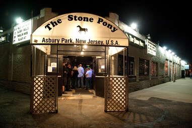 the stone pony exterior