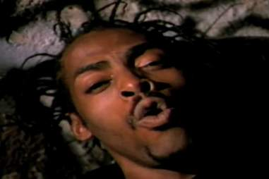 Coolio, hair, Gangster's Paradise video