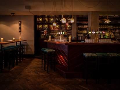 The Walter Woodbury Bar in Amsterdam