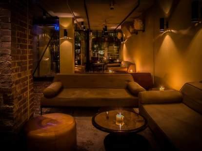 Bo Cinq bar in Amsterdam