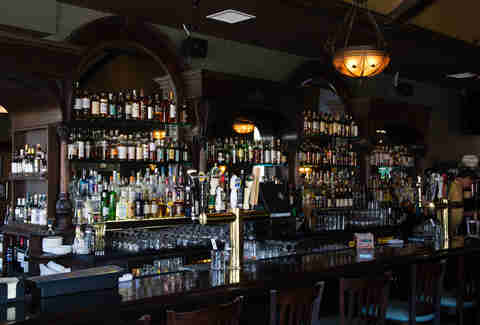 Lady Gregory's, irish bar in Chicago
