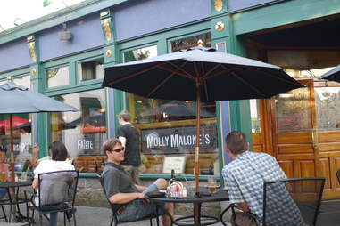 Molly Malone's Highlands bar in Louisville, Kentucky
