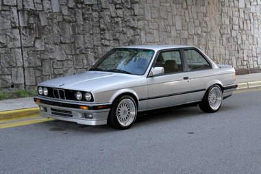 Clean 1991 E30 For Sale