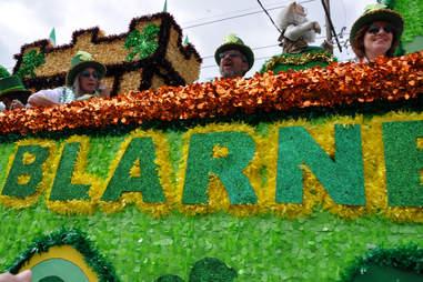 Old Metairie Irish Festival