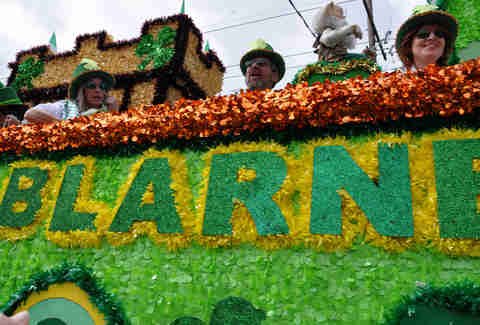 Old Metairie Irish Festival