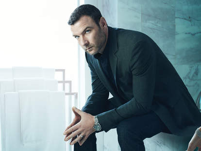 Liev Schrieber as Ray Donovan on Showtime
