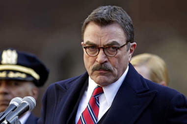 Tom Selleck on Blue Bloods