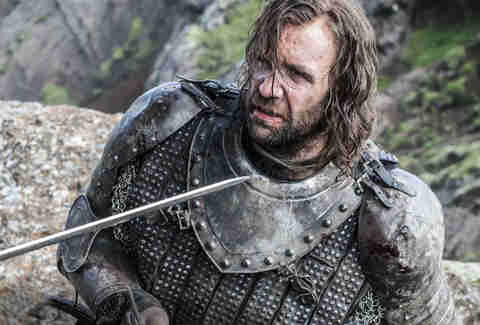 The Hound Game of Thrones HBO show season 6