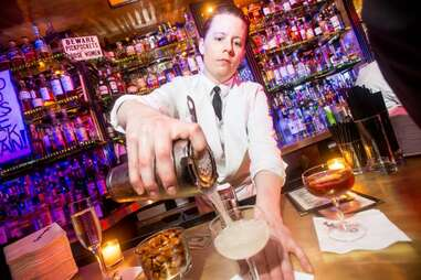 Employees only NYC best drinking cities