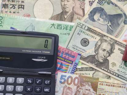 foreign currency travel money exchange rates cheap travel
