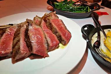 Carnevino steakhouse in Las Vegas