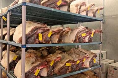 Carnevino steakhouse in Las Vegas beef