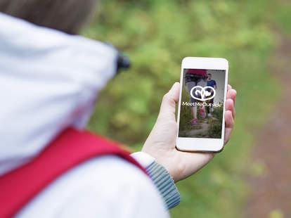 MeetMeOutside App, Boston Apps
