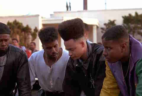 House Party, Kid 'n Play, Hi-top Fade, '90s hair