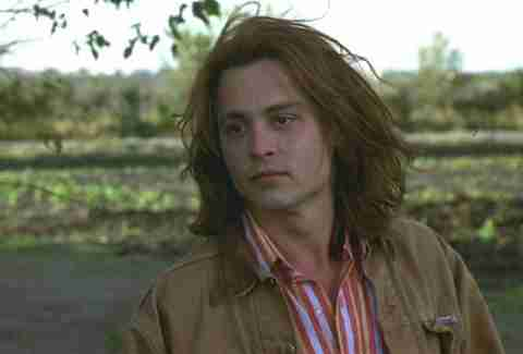 Johnny Depp in What's Eating Gilbert Grape