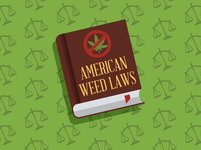 Outdated weed laws