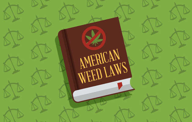 America's Most Outdated Weed Laws
