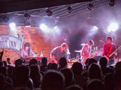 historic scoot inn, band austin texas