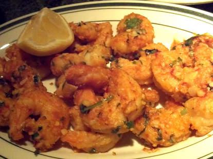 grilled greek shrimp platter dmitri's philadelphia