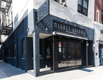 Exterior view of Mighty Quinn's in New York