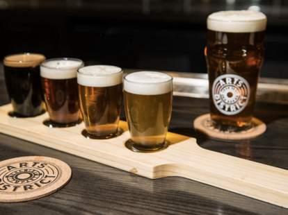 Arts District Brewing Co. beer los angeles