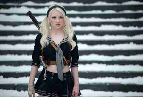 Sucker Punch, Sword, Emily Browning