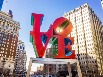 Love Park, Philadelphia, Philly Parks