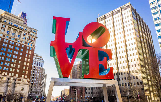 Things You Didn't Know About LOVE Park