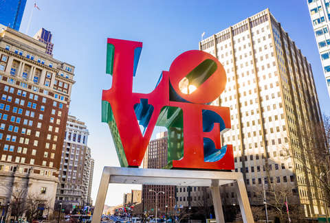 Love Park, Philadelphia, Philly Parks